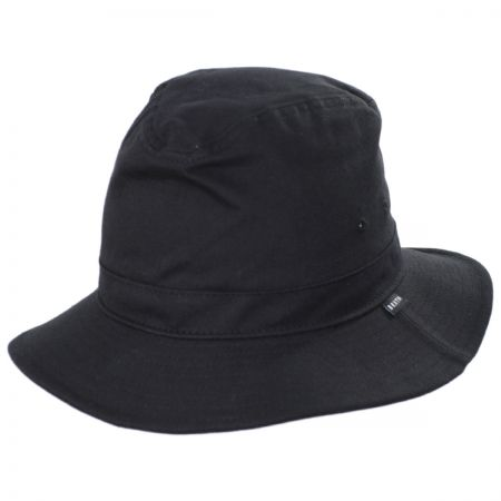 Ronson Cotton Packable Fedora Hat alternate view 10