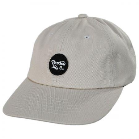 Wheeler LoPro Strapback Baseball Cap Dad Hat alternate view 15