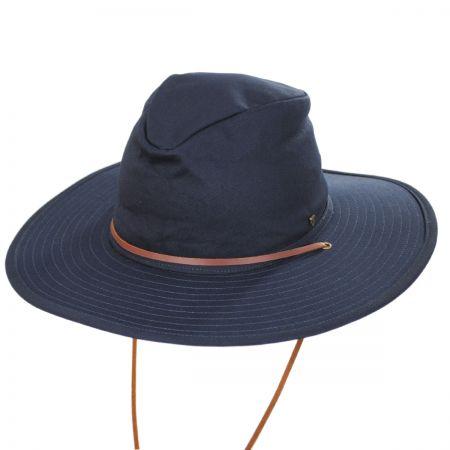 Brixton Hats Ranger Canvas Chincord Aussie Hat
