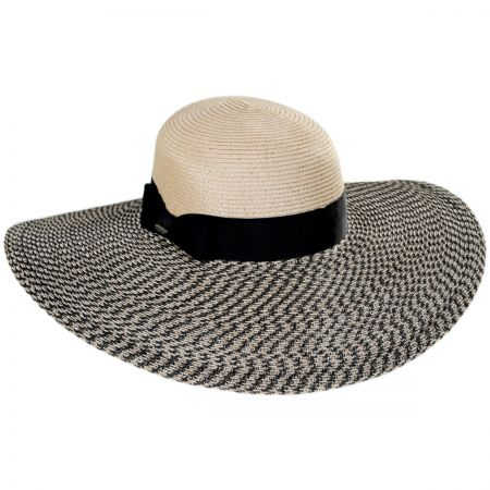 Resort Straw Swinger Wide Brim Hat alternate view 9