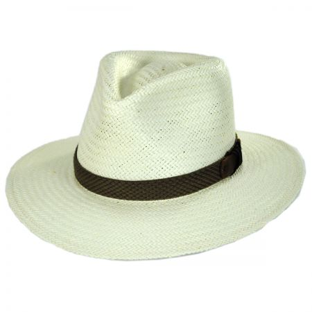 Oswego Raindura Straw Outback Hat