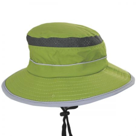 Scala Toddlers' Reflective Booney Hat