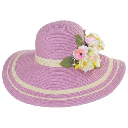 Garden Toyo Straw Swinger Hat