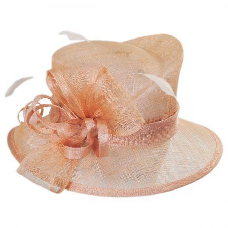 Delta Sinamay Straw Downbrim Hat alternate view 5