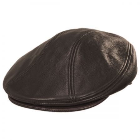 Leather Ivy Cap alternate view 1