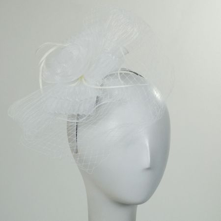 Cadeau Mesh Fascinator Headband alternate view 10