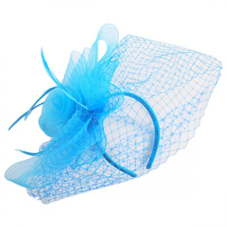 Cadeau Mesh Fascinator Headband alternate view 7