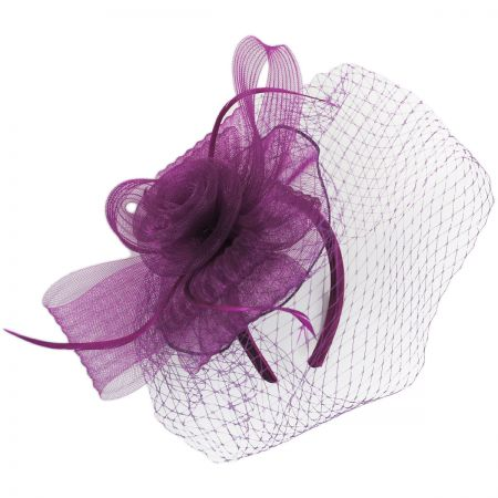 Cadeau Mesh Fascinator Headband alternate view 4