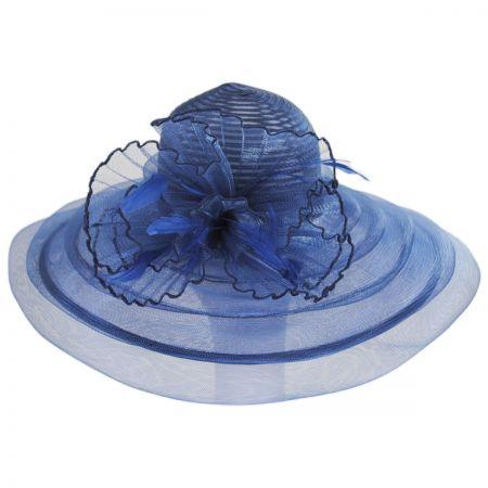 Navy Floppy Hat at Village Hat Shop 9ae0423f81
