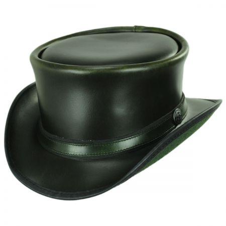 Hampton Leather Top Hat alternate view 5