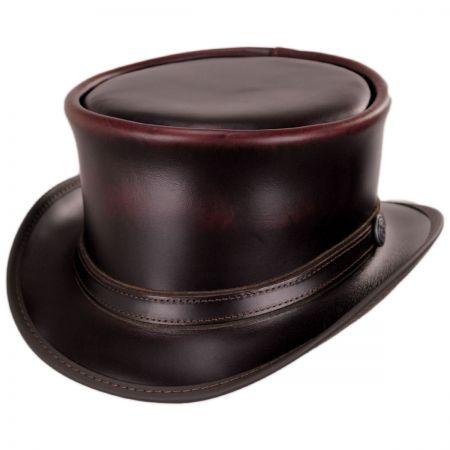 Hampton Leather Top Hat alternate view 45