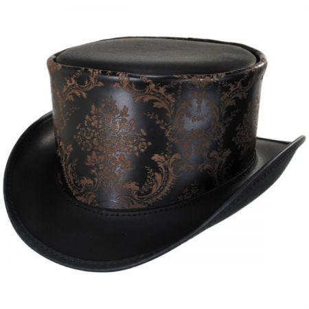 Black Mens Top Hats at Village Hat Shop b0757eec6