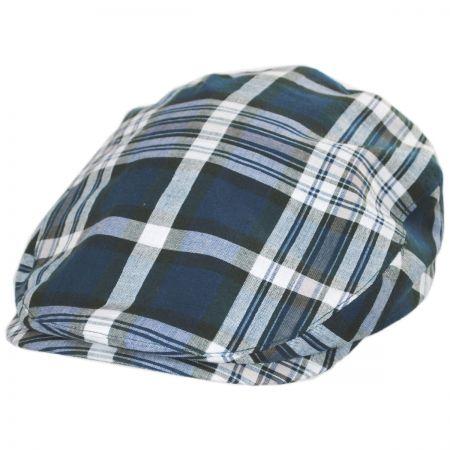 Plaid Flat Cap at Village Hat Shop 63500b45a34