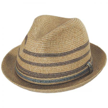 Stiff Brim Fedora at Village Hat Shop 32beb54d0ec