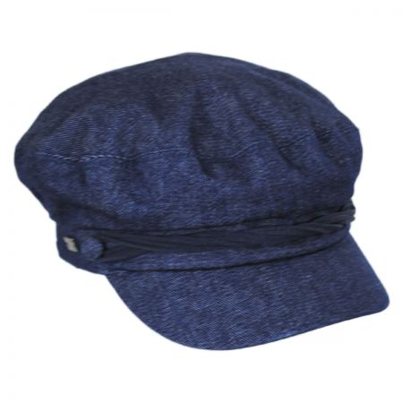 Seaport Cotton Fiddler Cap alternate view 5