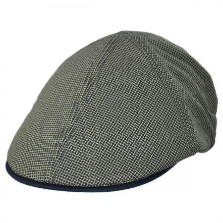 Goorin Bros Matrix Linen Blend Duckbill Ivy Cap