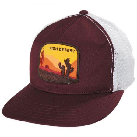 High Crown Baseball Cap at Village Hat Shop 50a9f2bdb