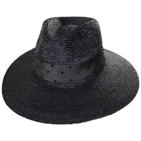 Macy Straw Fedora Hat alternate view 1