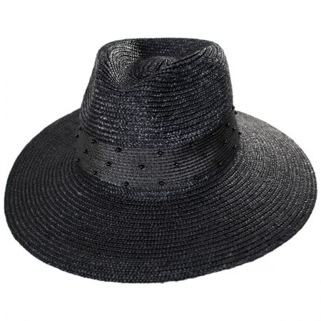 40d90d13d6694 Xl Black Fedora at Village Hat Shop