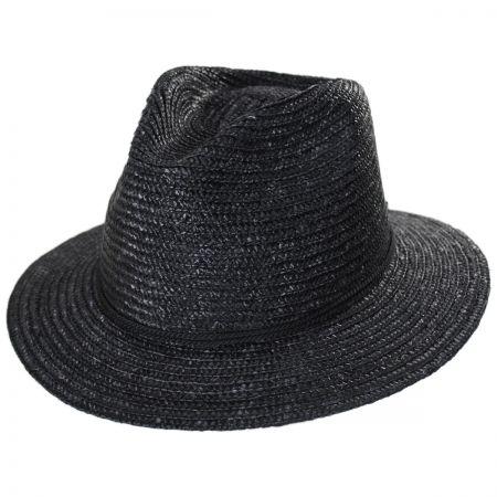 Lera Straw Fedora Hat alternate view 12