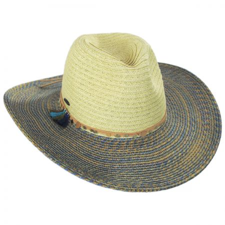 14f7384eb5 Horizon Toyo Straw Fedora Hat