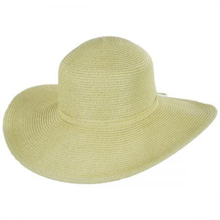 sur la tete Brighton Toyo Straw Sun Hat