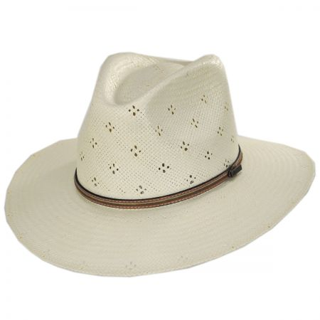 Riverfront Toyo Straw Aussie Hat alternate view 1