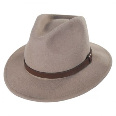 Messer Wool Felt Fedora Hat alternate view 45