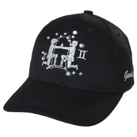 Gemini Jewel Adjustable Baseball Cap