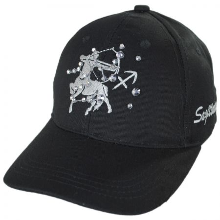 Something Special Sagittarius Jewel Adjustable Baseball Cap