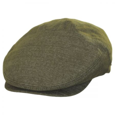 Summer hat in Denim Look Spring//Summer Newsboy Cap Made of Linen and Cotton Lierys Inglese Linen Flat Cap Mens Made in Italy