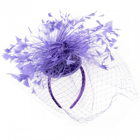 Malia Fascinator Headband alternate view 23