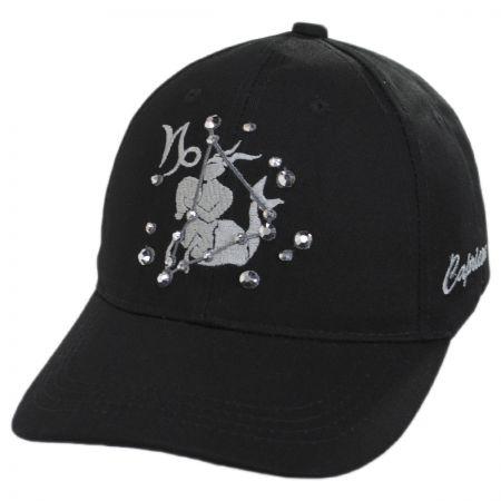 Capricorn Jewel Adjustable Baseball Cap