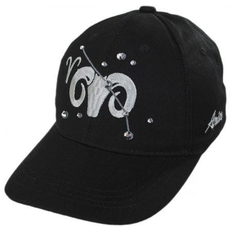 Aries Jewel Adjustable Baseball Cap