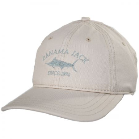 Marlin Strapback Baseball Cap Dad Hat alternate view 6