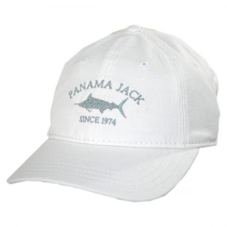 Marlin Strapback Baseball Cap Dad Hat alternate view 5