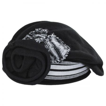 Parkhurst Posey Cotton Knit Beret
