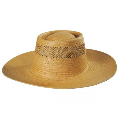 4c4179c3c41 straw gambler at Village Hat Shop