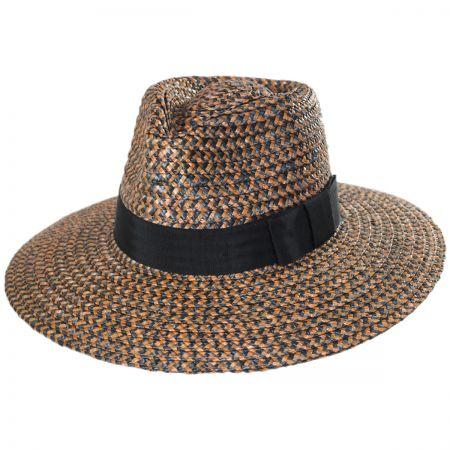 Joanna Straw Fedora Hat alternate view 48