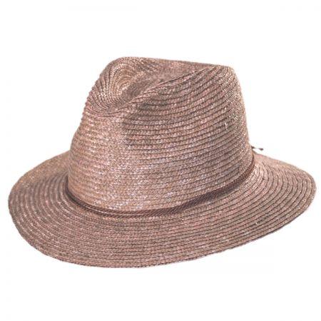 Lera Straw Fedora Hat alternate view 6