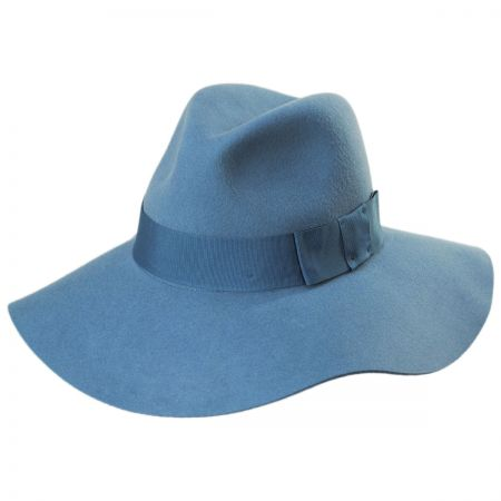 Piper Wool Felt Floppy Fedora Hat alternate view 2