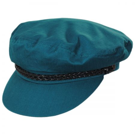 Ashland Herringbone Cotton Fiddler Cap alternate view 16