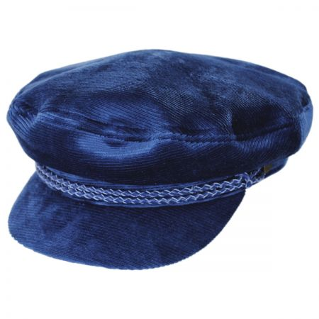 Brixton Hats Classic Corduroy Fiddler Cap