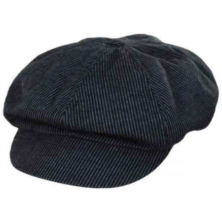 Brixton Hats Cal Wool Blend Spitfire Cap