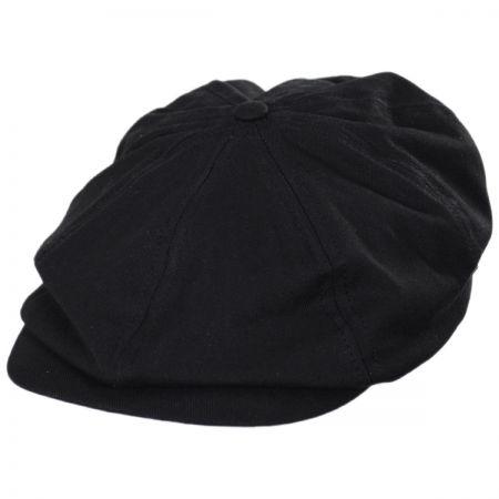 Brixton Hats Brood Cotton Adjustable Newsboy Cap