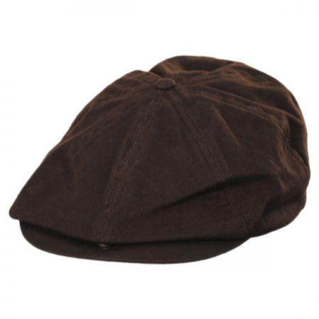 Brood Adjustable Newsboy Cap alternate view 7