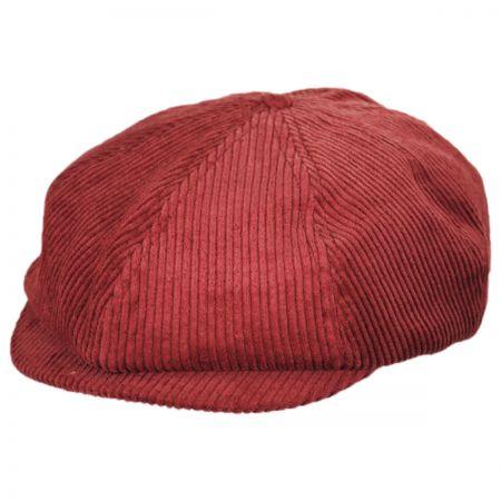 Brixton Hats Brood Classic Corduroy Newsboy Cap
