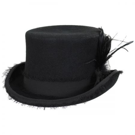 Renegade Vivienne Wool Felt Top Hat