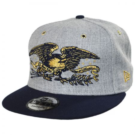 New Era USA Top Honor 9Fifty Snapback Baseball Cap