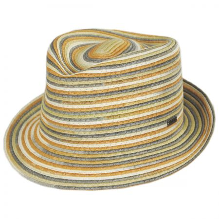 Spacedyed Braid Trilby Fedora Hat alternate view 13